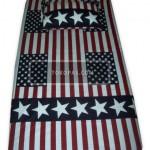 Bendera Amerika 100x200 T.25 Rp. 75,000