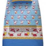 Hello Kitty Biru 100x200 T.25 Rp. 75,000