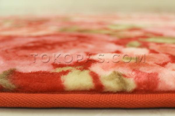 Ketebalan Karpet Bahan Sellena Luxury