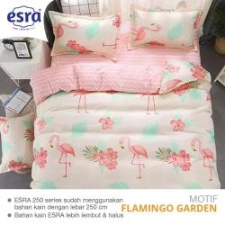 Sprei ESRA Flamingo Garden