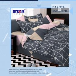 Sprei STAR Dakota Matching