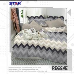 Sprei STAR Reggae Abu