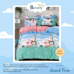 Sprei BEVERLY Animal Farm