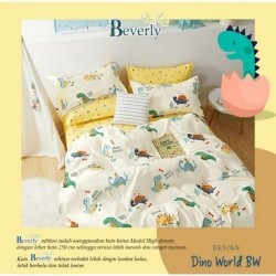 Sprei BEVERLY Dino World