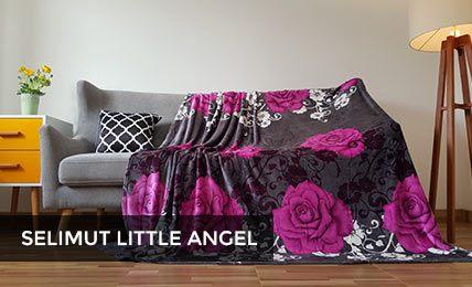 Selimut Little Angel Dewasa