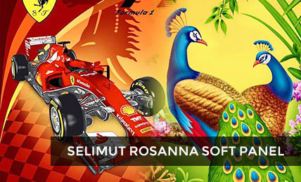 Selimut Rosanna Soft Panel