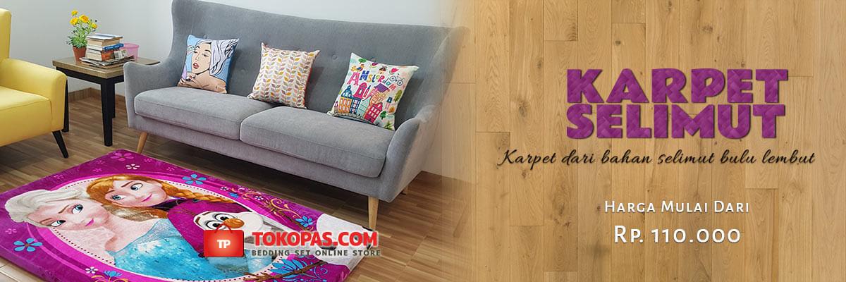 Karpet Selimut, Karpet Karakter